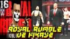 Wwe 2k16 Kariyer Kötü | Manyak Royal Rumble Ve Hıkaye | 16.bölüm | Türkçe Oynanış | Ps4