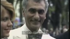 Yılmaz Güney'in 1983 Cannes Film Festivali Görüntüleri