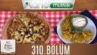 Elif'le Kaynasın Tencereler 310. Bölüm Bal Kabaklı Diyet Tatlı - Yoğurtlu Karnabahar Salatası