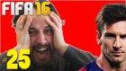 Fıfa 16 Kariyer #25: Antalyaspor Vs Barcelona!