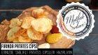 Fırında Patates Cipsi Nasıl Yapılır? - Mutfak Sırları - Yemek Tarifleri