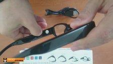 Gözlük Gizli Kamera Hd Kullanımı