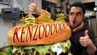 Kenzo Karagöz : Hamburgeri Kaç Saniyede Yedim ? Yemek Düellosu - Furkan Vs Kenzo