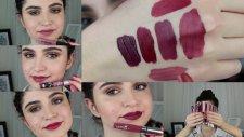 Mat Likit Rujlarım (The Balm, Pastel, Colourpop...) - Makyaj Ve Güzellik