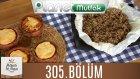 Mutfakta Tek Başına (Yağız İzgül) 305.bölüm Tavuklu Tart - Kağıtta Mantarlı Pilav