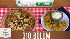 Mutfakta Tek Başına (Yağız İzgül) 310.bölüm Vejetaryen Pizza - Bal Kabağı Mücveri