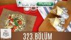 Mutfakta Tek Başına (Yağız İzgül) 323.bölüm Tavuklu Ve Mısırlı Dürüm - Mantarlı Makarna