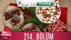 Şeker Dükkanı 214. Bölüm Karamelli Ve Muzlu Pasta - Brownıe Yılbaşı Ağaçları