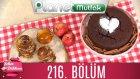 Şeker Dükkanı 216. Bölüm Pancarlı Ve Çikolatalı Kek - Akçaağaç Şuruplu Elma Dilimleri