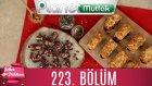 Şeker Dükkanı 223. Bölüm Çikolata Kremalı Ve Bademli Milföyler - Çıtır Hurmalar