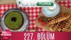 Şeker Dükkanı 227. Bölüm Mis Kokulu Islak Kek - Çikolatalı Örgü Milföyler
