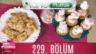 Şeker Dükkanı 229. Bölüm Pamuk Şekerli Cupcakeler - Nori