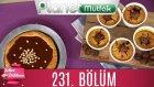 Şeker Dükkanı 231. Bölüm Çikolatalı Ve Ananaslı Pizza - Beyaz Çikolatalı Ve Kestaneli Sufle