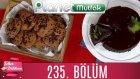 Şeker Dükkanı 235. Bölüm Böğürtlenli Crumble Mousse - Frambuaz Taneli Ve Çikolatalı Kurabiye