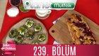 Şeker Dükkanı 239. Bölüm Orman Meyveli Tatlı Ekmek - Mascarpone Kremalı Cannolı