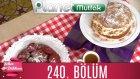 Şeker Dükkanı 240. Bölüm İsveç Pastası - Kırmızı Kadife Kurabiyeler