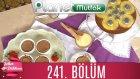 Şeker Dükkanı 241. Bölüm Peynir Kremalı Ve Havuçlu Kek - Tahinli Ve Çikolatalı Sufle