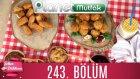Şeker Dükkanı 243. Bölüm Orman Meyveli Tatlı Ekmek - Mascarpone Kremalı Cannolı