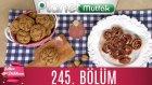Şeker Dükkanı 245. Bölüm Peynir Kremalı Ve Havuçlu Kek - Tahinli Ve Çikolatalı Sufle