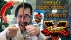 Acı Biber Cezalı Street Fighter V (W/oyunportal) - Street Fighter V Hediyeli