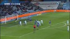 Celta Vigo'ya Galibiyeti Getiren Kafa Golü
