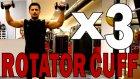 Döndürücü Manşet Kasları Egzersizleri  - Rotator Cuff Exercises - Hakan Fitness