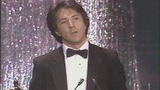Dustin Hoffman - Oscar Ödülü Konuşması (1980 - Altyazılı)