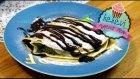 Krep Tatlısı (Çikolata Soslu Meyveli ) - Yemek Tarifleri - Ayşenur Altan