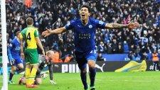 Leicester City 1-0 Norwich City (Maç Özeti - 27 Şubat Cumartesi)