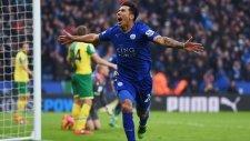 Leicester'a Galibiyeti Getiren Gol