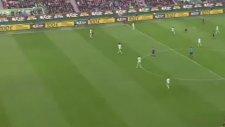 Lewandowski'nin Wolfsburg attığı şık gol