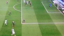 Ruben Castro'dan çok şık kafa golü!