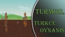 Turmoil : Türkçe Oynanış - Petrol Gören Masum Penguen! (Bölüm 13) -Spastikgamers2015