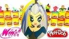 Winx Club Trix Icy Sürpriz Yumurta Oyun Hamuru - Cicibiciler LPS Tokidoki