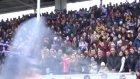 10 bin kişinin izlediği amatör maçta görülmemiş sevinç
