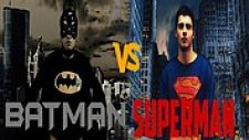 Destansı Rap Savaşları: Batman vs Superman