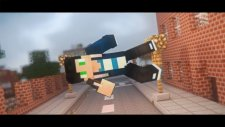 Minecraft Deadpool Animasyonlu İntro - Oyun Konsolu İntro
