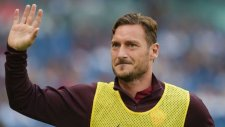 Muzip Totti Yine Rahat Durmadı