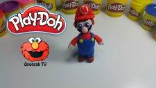 Play Doh Oyun Hamuru ile Süper Mario Yapımı (Super Mario Playdoh)