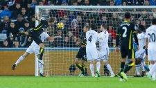 Tottenham 2-1 Swansea City (28 Şubat Pazar Maç Özeti)