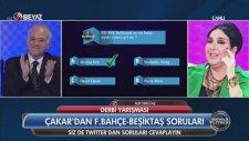 Ahmet Çakar'dan Nur Yerlitaş'a Kuş Kalktı Beybi