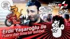 Erdil YAŞAROĞLU motosiklet fuar röportajı - Vlog