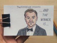 Leonardo DiCaprio'nun Oscar Alması (Flippist)