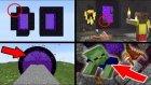 Minecraft: Nether Portalı Hakkında Bilmediğiniz 5 Şey - Batuhan Çelik