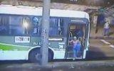Sarhoş Kadının Otobüs Altında Kalarak Can Vermesi