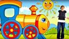 Maria Oyuncak Dünyasında - Tren Yolculuğu - Rengarenk Bir Macera  - Mutlu Cocuk