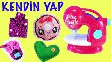 Sew Cool Dikiş Makinesiyle Dikiş Dikme   Barbie   EvcilikTV Kendin Yap Videoları