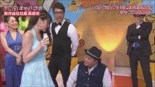 Süt İçtim Gıdıkla Beni - Japon Yarışması