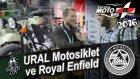 Ural Motosiklet Lansman | Royal Enfield Motosiklet Lansman | Tarık AKSOY Röportajı
