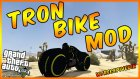 GTA 5 PC MODS - TRON BIKE MOD - RECEP İVEDİK MOD KUCAKLIYORUZ! (GTA 5 Mods Gameplay)